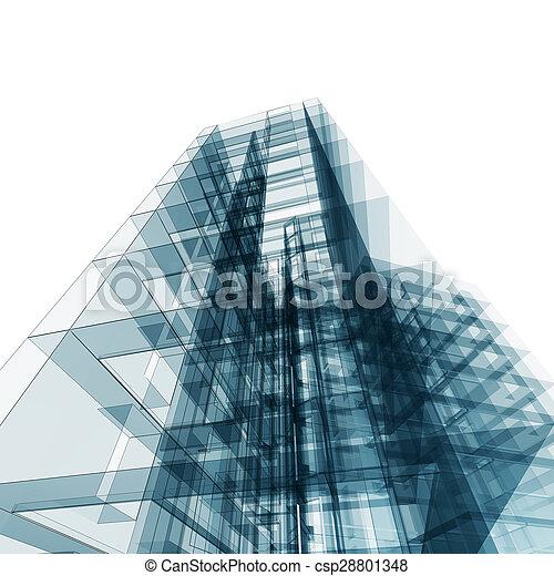 architektura - csp28801348