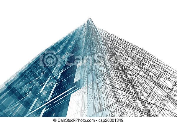 architektura - csp28801349