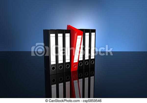 Archive folders - csp5859546