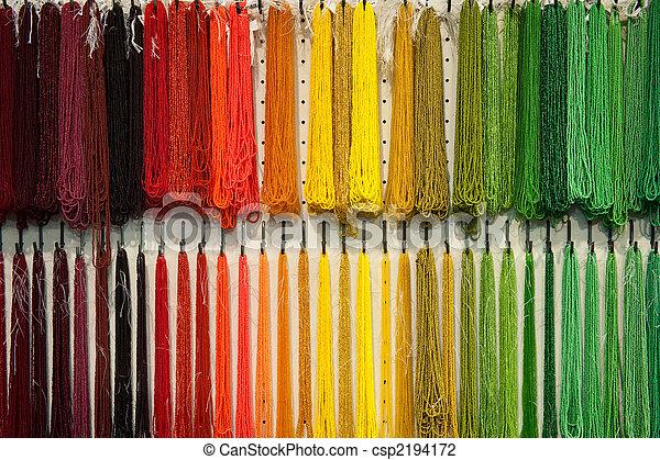 arco íris, contas - csp2194172