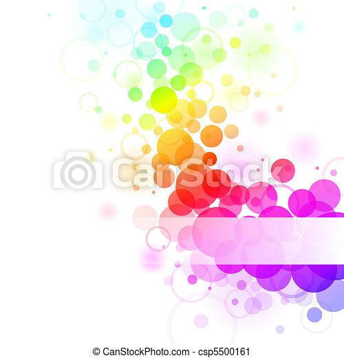 arco irirs, burbujas - csp5500161