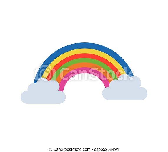 Rainbow - csp55252494