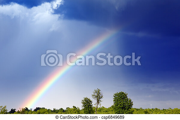 Rainbow - csp6849689