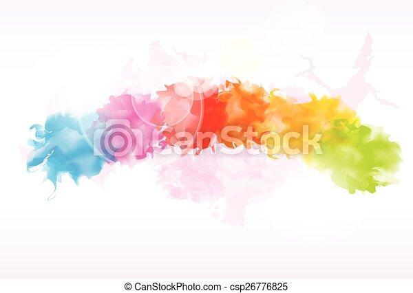 Rainbow - csp26776825