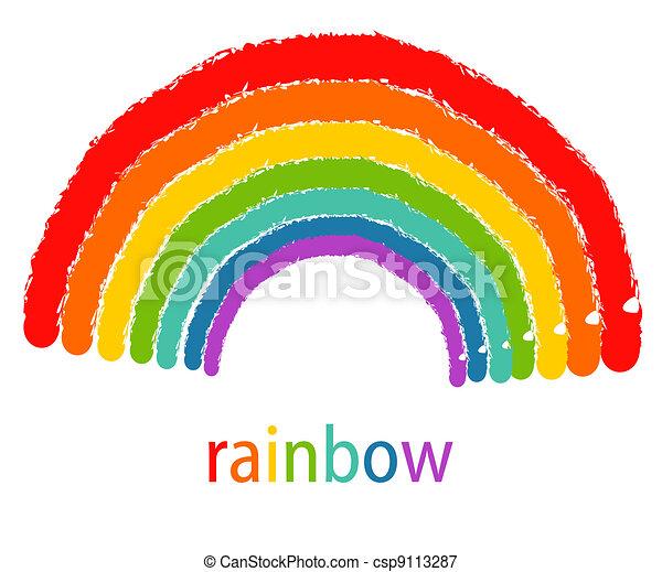 Rainbow - csp9113287