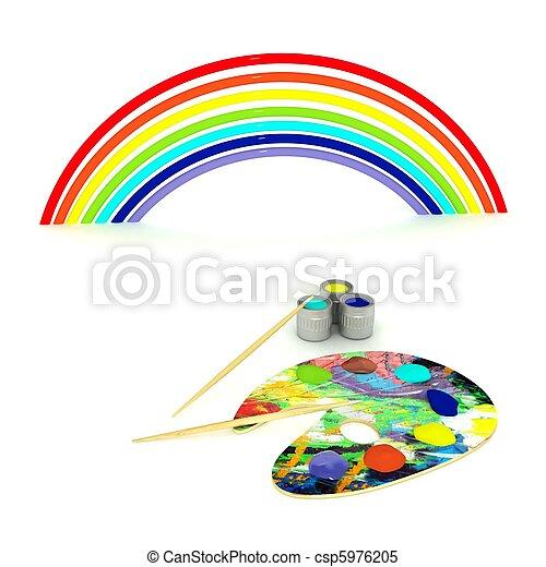 arcobaleno - csp5976205