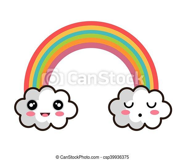 arcobaleno  icona  disegno  nuvola  facce arcobaleno  10 Wave Clip Art Wave Clip Art