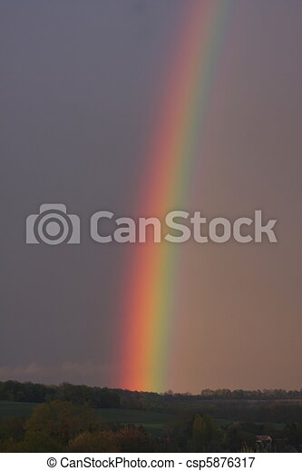 arcobaleno - csp5876317