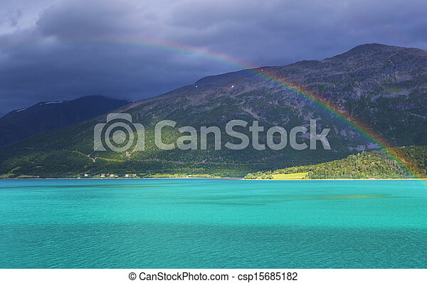 arcobaleno - csp15685182