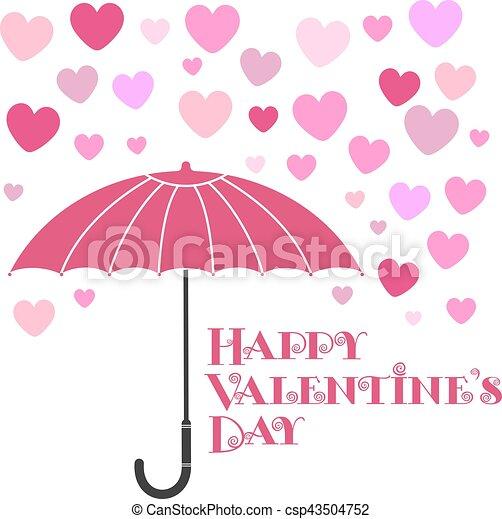 ard, heureux, vecteur, jour, illustration, s, valentin - csp43504752