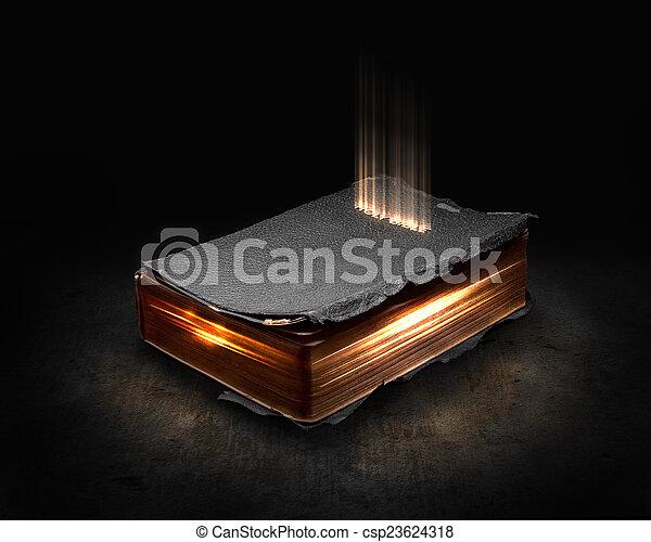 ardendo, bibbia - csp23624318