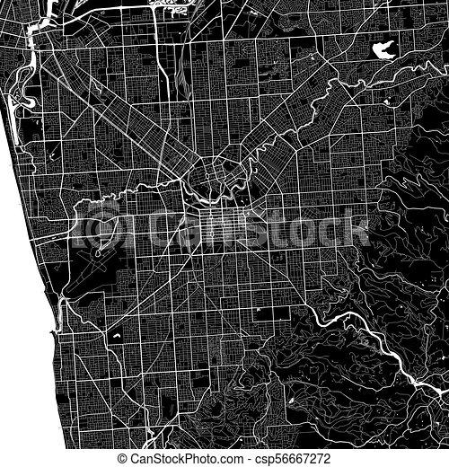 Map Of Adelaide Australia.Area Map Of Adelaide Australia