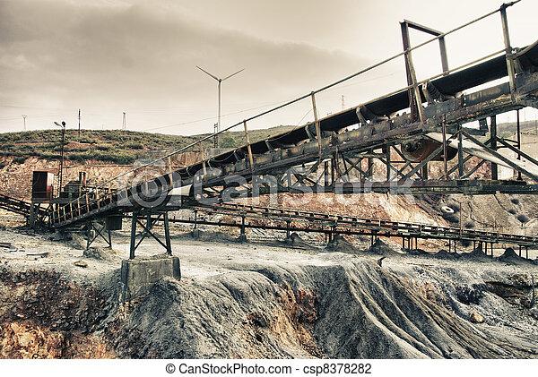 Area mining - csp8378282
