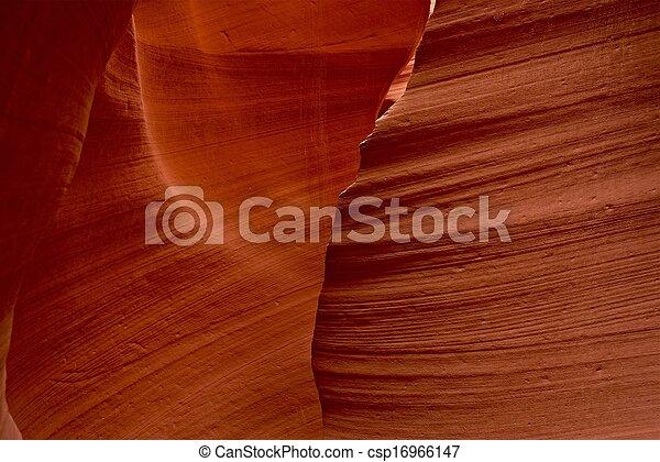 erosión de arenisca - csp16966147