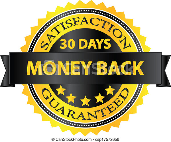 argent, écusson, dos, guaranteed - csp17572658