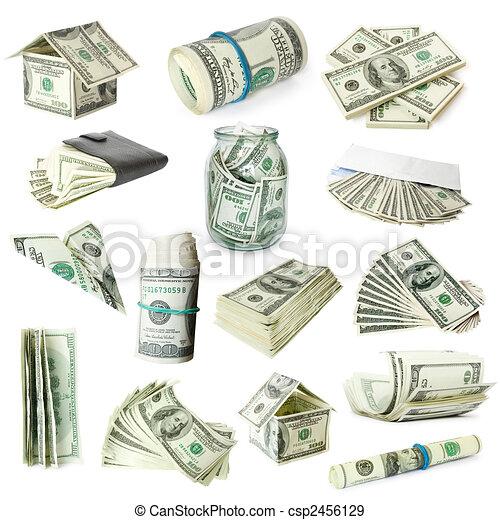 argent, blanc - csp2456129