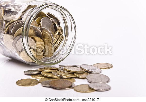 argent, concept, économie - csp2210171