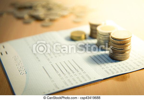 argent, concept, économie - csp43419688