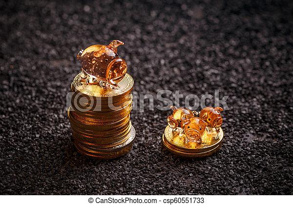 argent, concept, économie - csp60551733