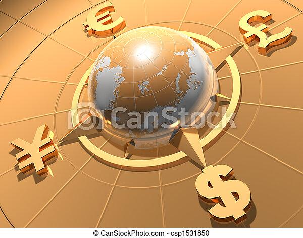 argent, concept - csp1531850