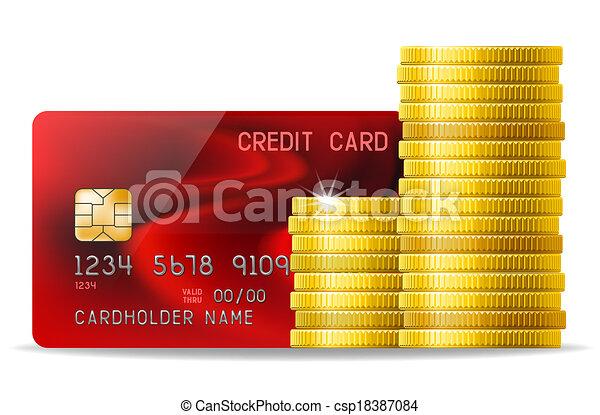 argent, concept - csp18387084