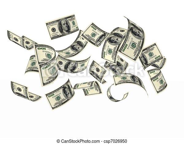 argent, dollars - csp7026950