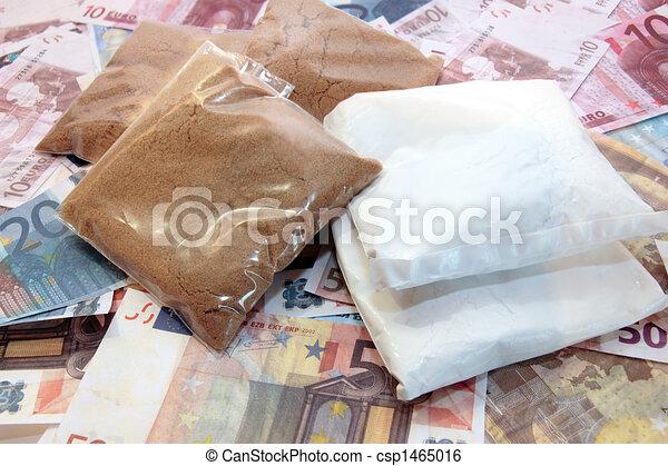 argent, drogue, 18 - csp1465016