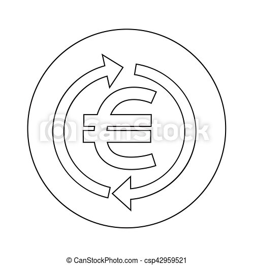 argent euro conception illustration ic244ne