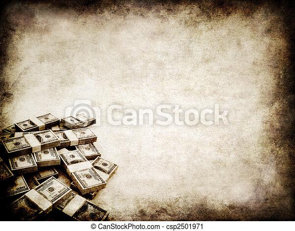 argent, grunge - csp2501971