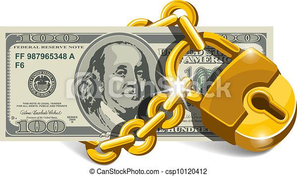 argent, sûr - csp10120412