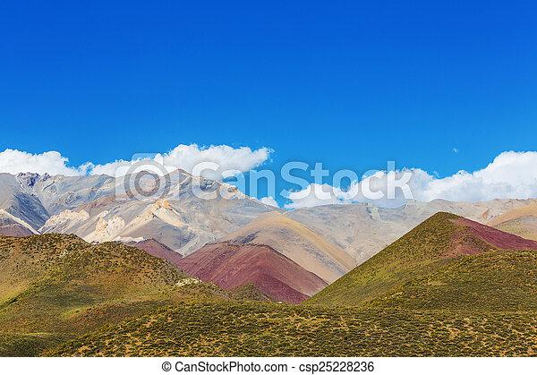 argentina, norteño - csp25228236