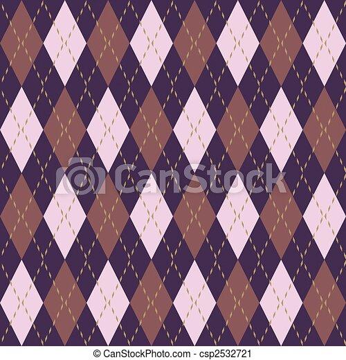 Argyle Seamless Pattern Argyle Knit Pattern Seamless Tiling