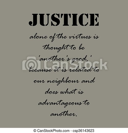 aristotle justice Aristotle's notion of justice and other issues first, a question about whether aristotle can apply to us today aristotle explicitly says at 1326a that the statesperson ought to consider.