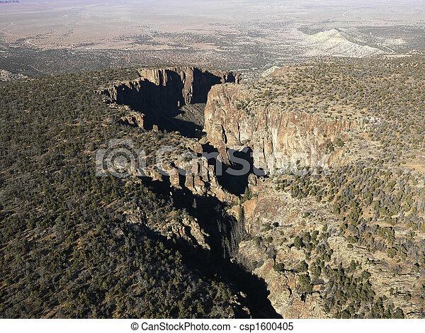 Aviación del desierto de Arizona. - csp1600405