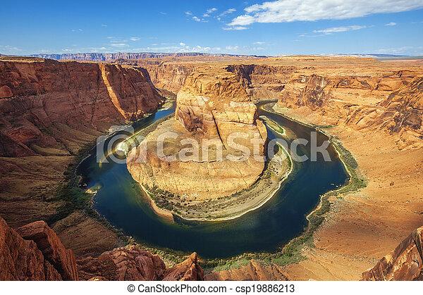Arizona Horseshoe Bend - csp19886213