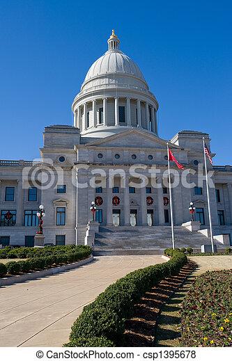 Arkansas State Capitol - csp1395678