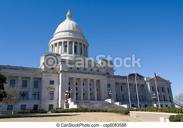 Arkansas State Capitol - csp6083588