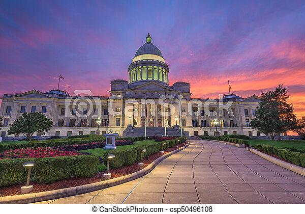 Arkansas State Capitol - csp50496108