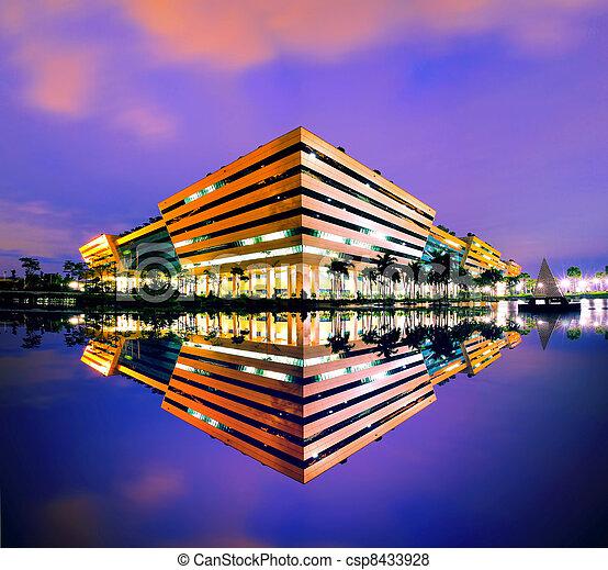 arkitektur - csp8433928
