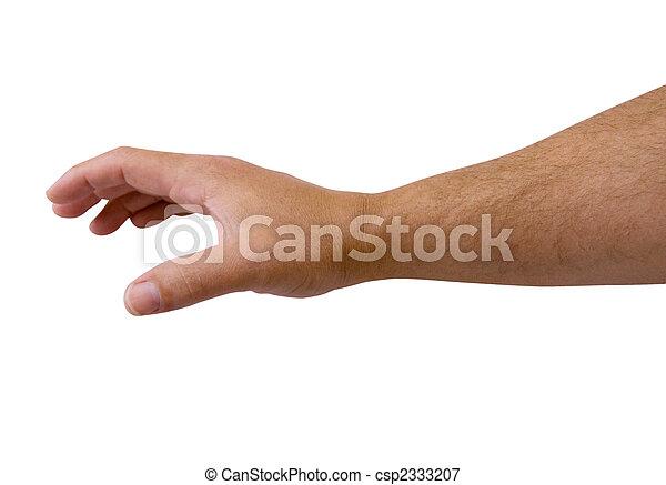 Arm Reaching - csp2333207