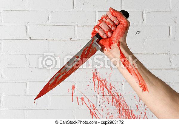 arma, assassinato - csp2963172