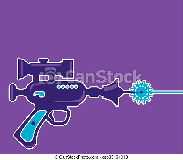Pistola láser - csp35131013