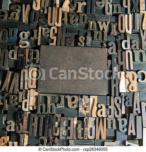 Armature Impression Copyspace Fond Bois Vendange Cadre Forme