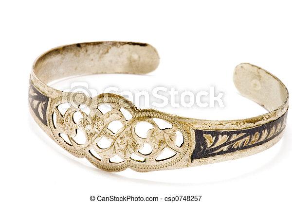 armband, antiquarian - csp0748257