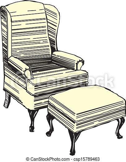 Armchair - csp15789463