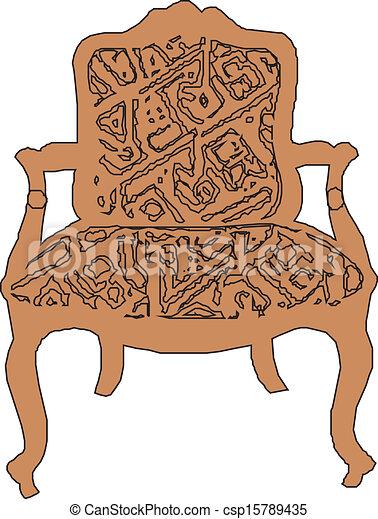 Armchair - csp15789435