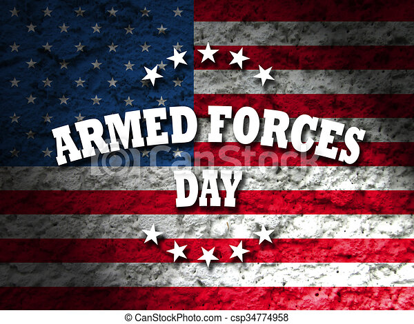 armed forces day card american flag armed forces day card