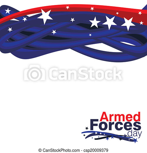 Armed Forces Day - csp20009379