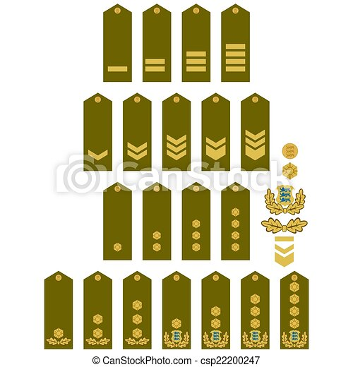 Insignia military Military Insignia: