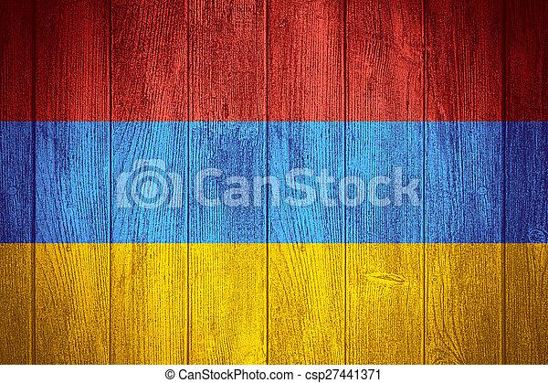 Armenia flag - csp27441371